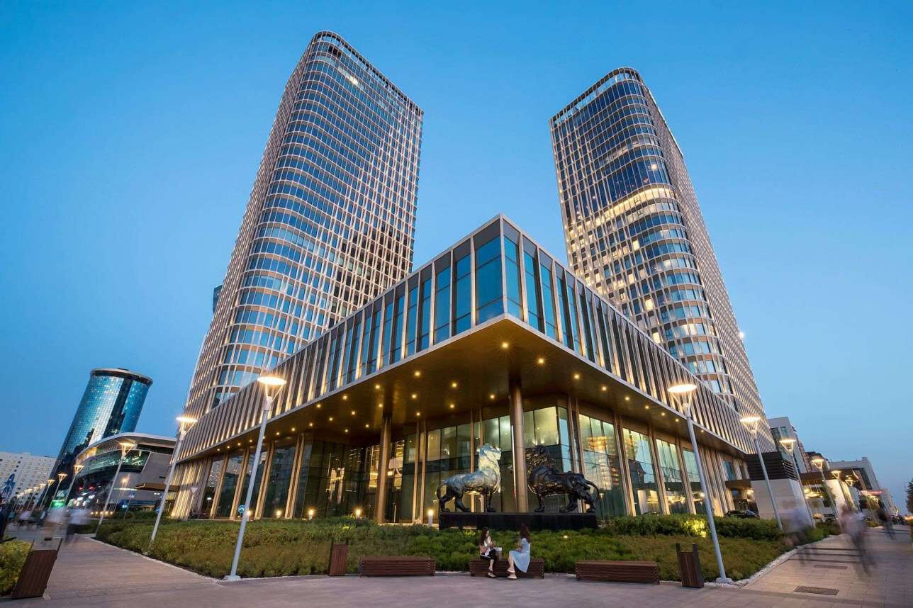 The Ritz-Carlton Residences in Nur-Sultan was recognized as the best among the network of residences around the world